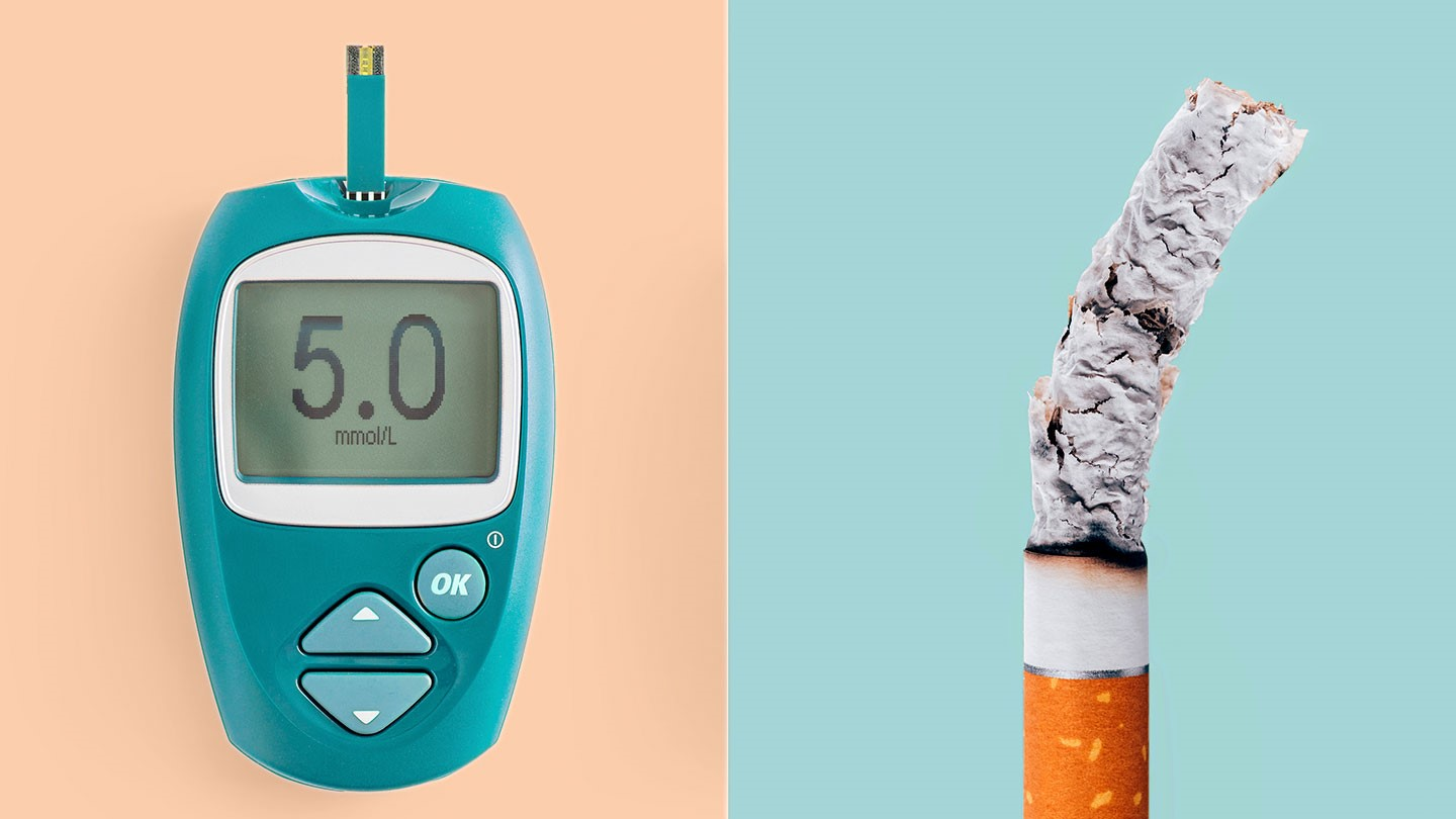 Women with diabetes seemed even more vulnerable than men when it came to lung cancer.