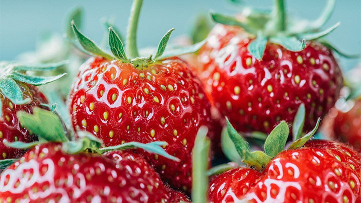 More than one-third of strawberry samples tested contained 10 or more pesticides.