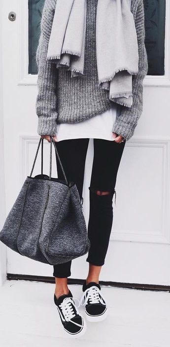 Layers in summer and winter fashion trends
